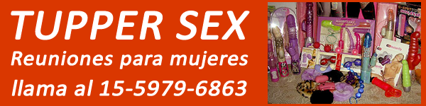 Banner Sex shop en San Isidro